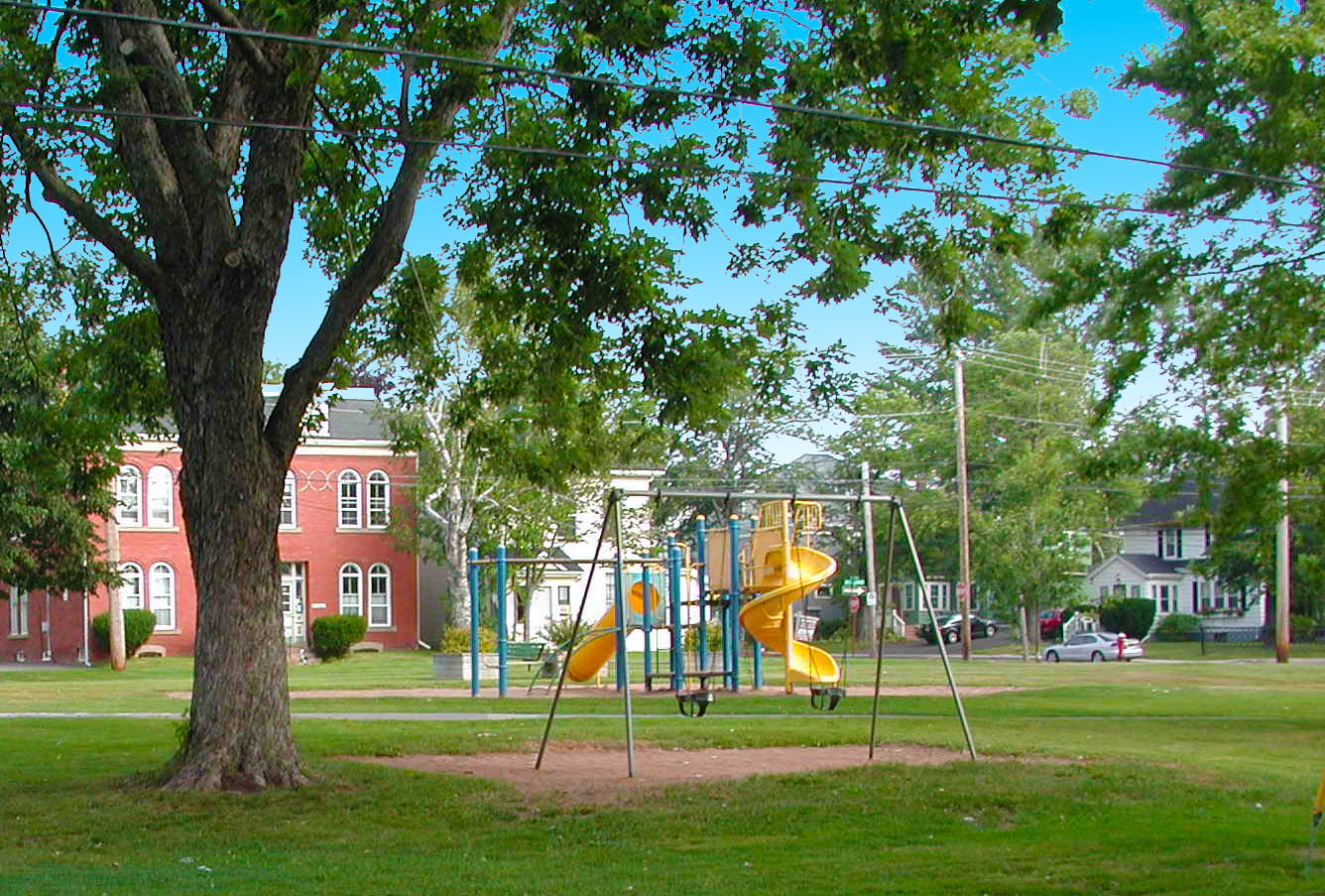 Neighbourhood Park with Playground