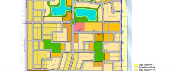 A new Calgary neighbourhood shows the features of a good, Fused Grid  neighbourhood   In Calgary, Alberta work has begun on a new 64 hectare subdivision that will put leading edge urban planning...