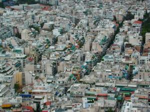 Central city density